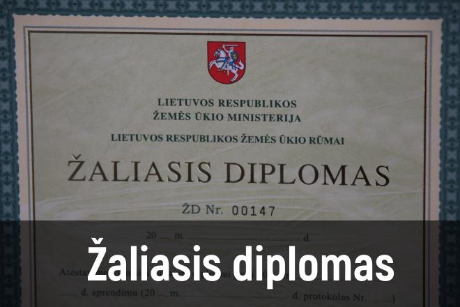 Žaliasis diplomas